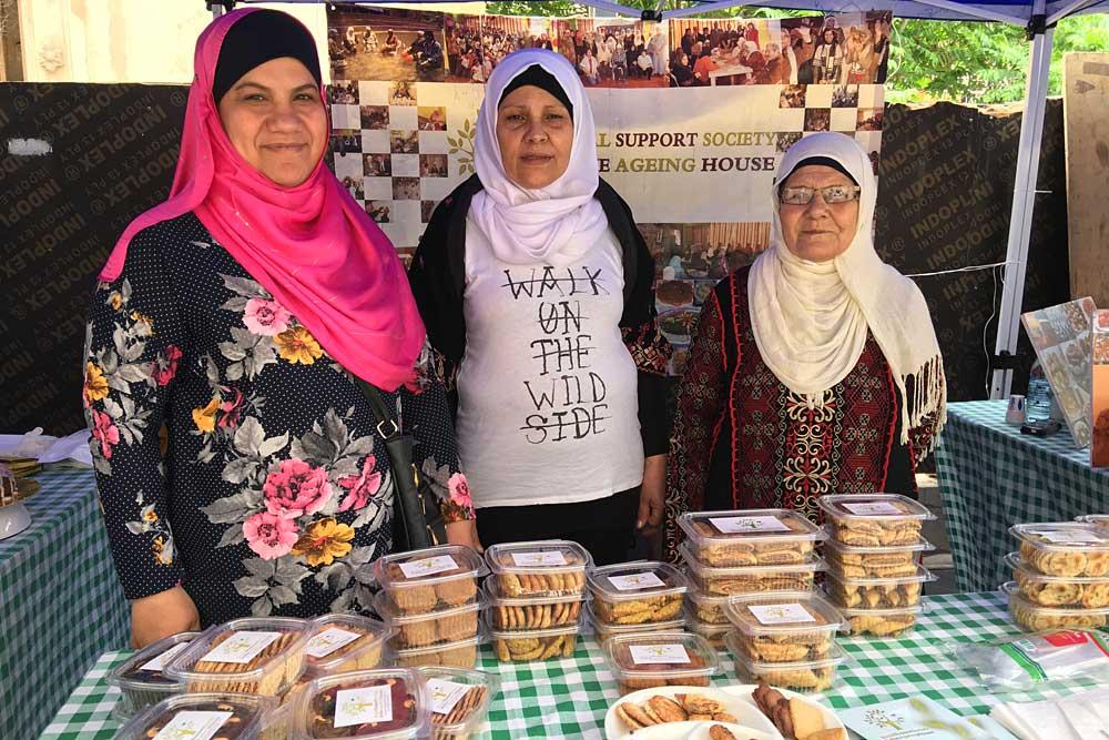 Food unites the people of Beirut
