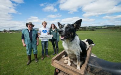 More farmers are needed to help bridge the gap between farmers and the public