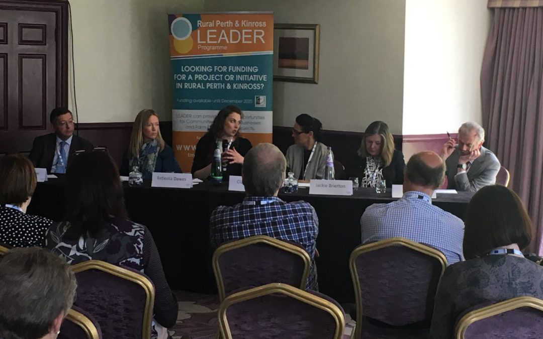 Rural Youth is key at LEADER event