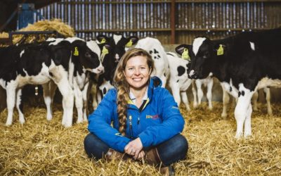 Jane Craigie wins Prestigious CARAS Award at Royal Highland Show