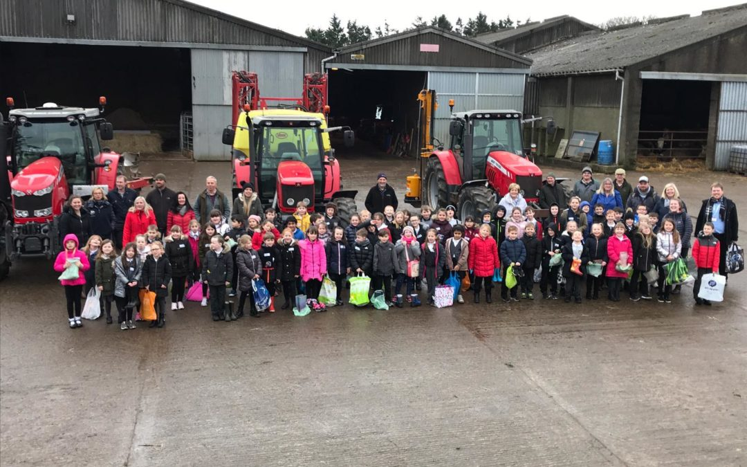 Be proactive not reactive – support and educate our future generation about farming