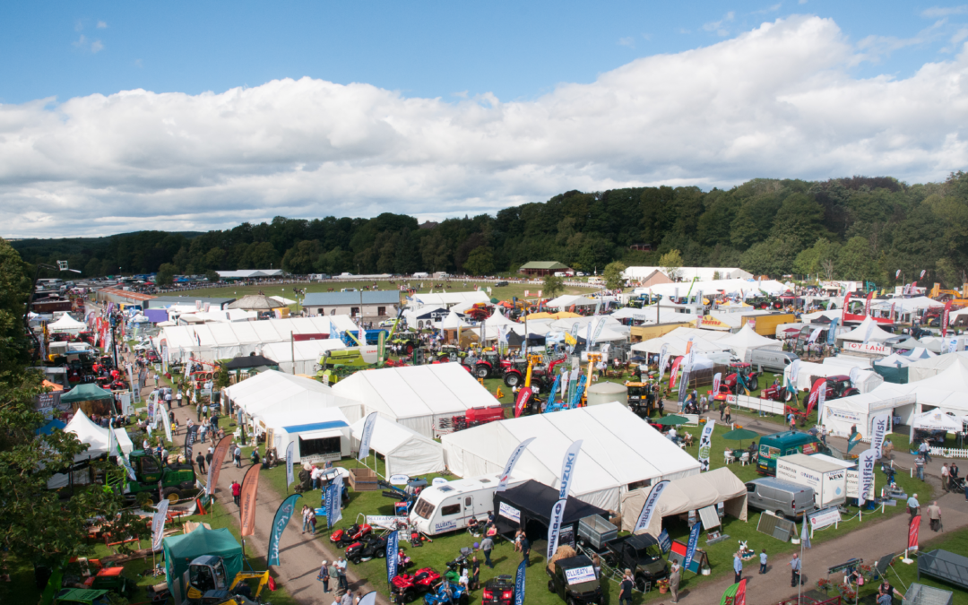 Tradition & Evolution at the Heart of Agricultural Shows