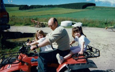 Life Lessons Growing up as a Livestock Farmer's Daughter