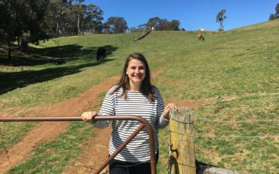 How local agricultural shows in Australia are supporting young rural women