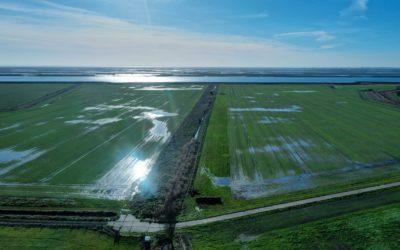 Flying high to help farm stewardship