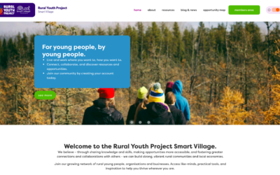 World first youth dedicated Smart Village has launched in Scotland