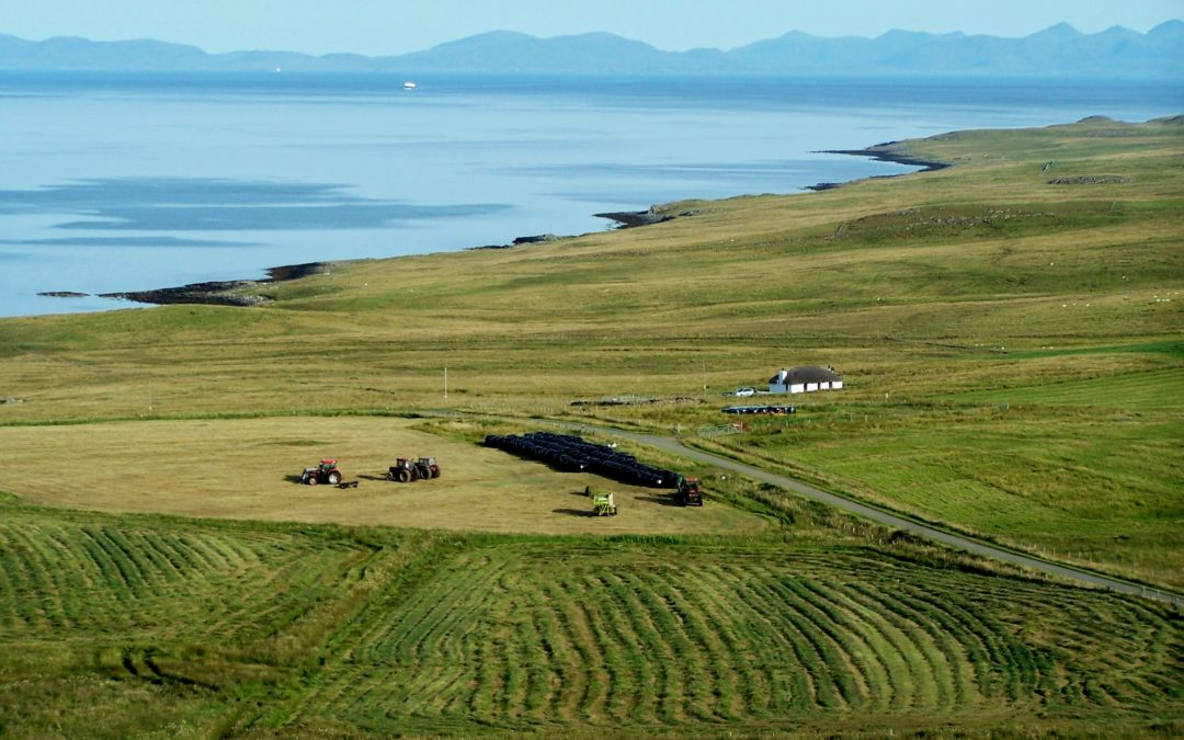 Crofting Commission and Scottish Crofting Federation welcome responsible tourism