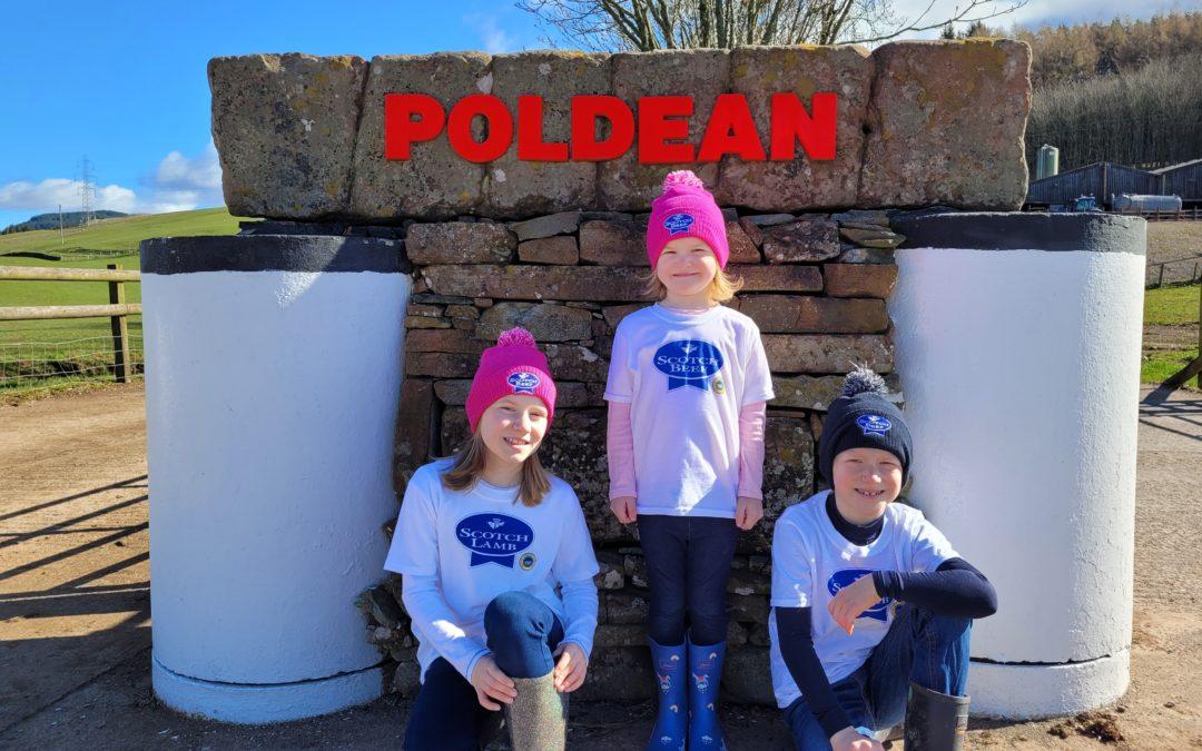 Dumfriesshire family wins QMS Farm Kid Diaries competition