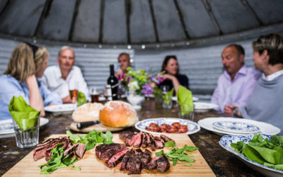 Celebrating the Scotch Staycation: New partnership formed between Scottish Agritourism, QMS and VisitScotland