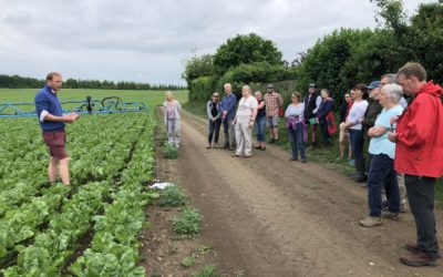 LEAF Open Farm Sunday continues to drive public engagement with farming