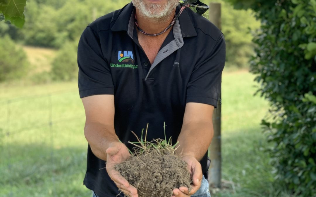 You can't have a functioning ecosystem without animals: US soil specialist is next international guest on QMS podcast