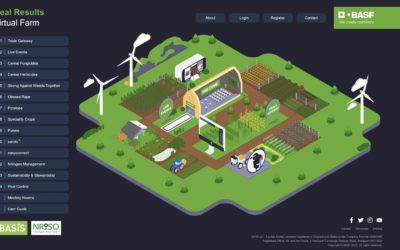 Wealth of new content on BASF's Virtual Farm